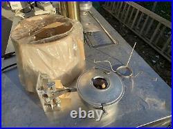 Unused Vintage ALADDIN Caboose Wall Bracket Lamp