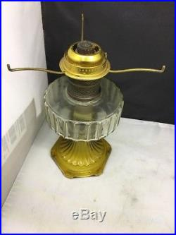 VTG MANTLE LAMP CO ALADDIN Nu-Type Model B Made in Chicago