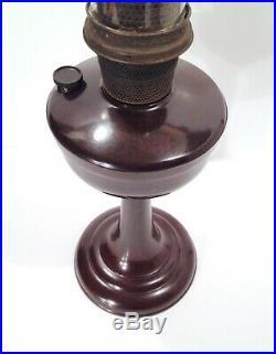Vintage 1944-52 Aladdin Model 1609 Short Bakelite Lamp Nice Scarce And RARE
