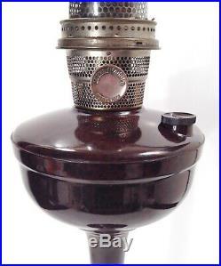 Vintage 1944-52 Aladdin Model 1630 Tall Bakelite Lamp Nice Scarce And RARE