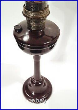 Vintage 1944-52 Aladdin Model 1630 Tall Bakelite Oil Lamp Nice RARE
