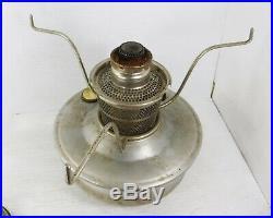 Vintage 1950s Aladdin Railroad Caboose Wall Bracket Kerosene Lamp No C Burner