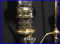 Vintage 1983 Aladdin 75th Anniversary Student Lamp