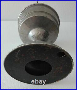 Vintage ALADDIN Model Nº21 Kerosene Oil Lamp Made in England
