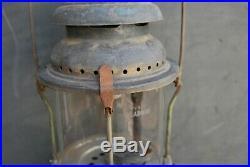 Vintage Aladdin 1A kerosene pressure lantern lamp light OLD