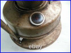 Vintage Aladdin Aladdinette 2902 Kerosene Heater Oil Lamp