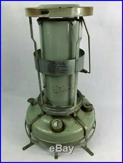 Vintage Aladdin Lamp Co. Blue Flame Kerosene Heater Series 15 Made In England