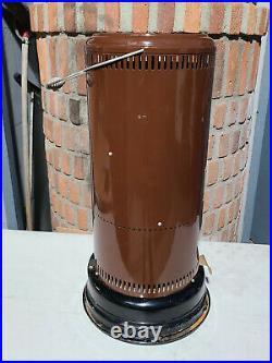 Vintage Aladdin Lamp Company Model 61 Blue Flame Kerosene Heater Rare! Unused