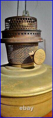Vintage Aladdin Model 12 Oil Kerosene Lamp Made in Australia