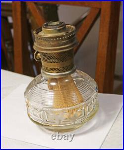 Vintage Aladdin Model 23 Kerosene Light Lamp Oil