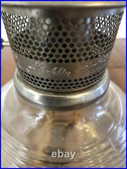 Vintage Aladdin Model 23 Kerosene Light Oil Lamp