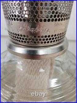 Vintage Aladdin Model 23 Kerosene Light Oil Lamp Never Used Mint RARE