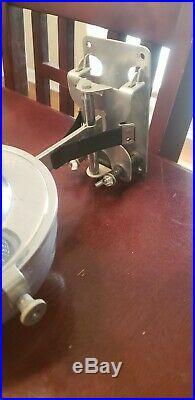 Vintage Aladdin Model 23 Kerosene Oil Lamp with Wall Bracket from Train, CABOOSE