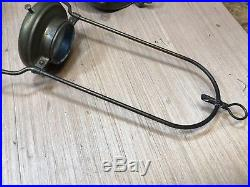 Vintage Aladdin Model 6 Hanging Lamp