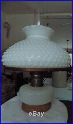 Vintage Aladdin NU-TYPE Model B Mantle Lamp, Chicago, U. S. A. 19 1/2