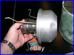 Vintage Aladdin Railroad Caboose Model 21c Kerosene Oil Lamp train