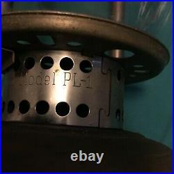 Vintage Alladin Kerosene Lamp PL-1