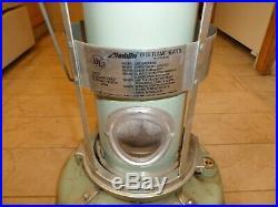 Vintage England Aladdin Lamp Co. Blue Flame Kerosene Space HeaterSeries 15RARE