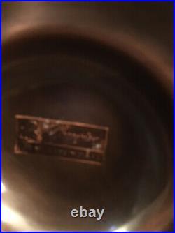 Vintage Kerosene Oil Aladdin Table Lamp with Shade Made America Gregorian