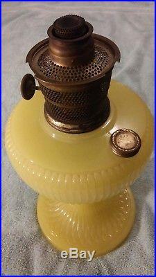 Vintage Mantle Lamp Company, NU-Type Model B Aladdin Lamp