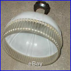 Vintage kerosene oil Aladdin Lamp #616 Shade