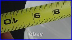 Vtg 10 White Milk Glass Kerosene Oil Lamp Shade Aladdin Coleman 329 Vtg Antique