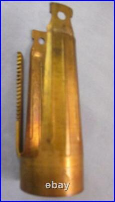 Vtg Aladdin Alacite Short Lincoln Drape Lamp B-60 Model B ALL ORIGINAL Estate